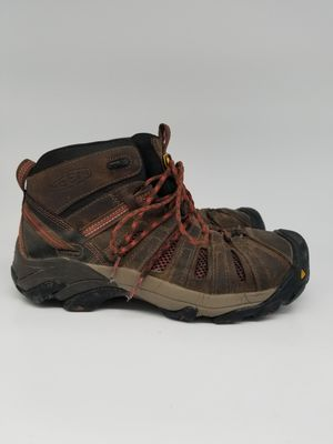 Keen Men's Safety Steel Toe Work Mid Boots ASTM F2413-11 EUC Size 9.5 D. A7 for Sale in Waxahachie, TX