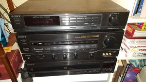 Sony stereo system 250 watts for Sale in Imperial, MO