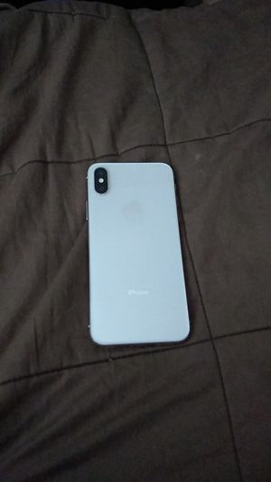 IPhone x for Sale in Royse City, TX