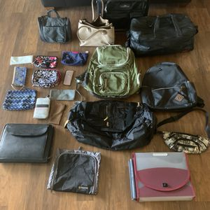 Michael Kors Purse Wilson Leather Duffle Backpacks And More for Sale in Moreno Valley, CA