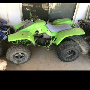 97 250cc Kawasaki Atv And 04 250cc Hammer Head Off Road Buggy 1800$ For Both ....obo for Sale in Avondale, AZ