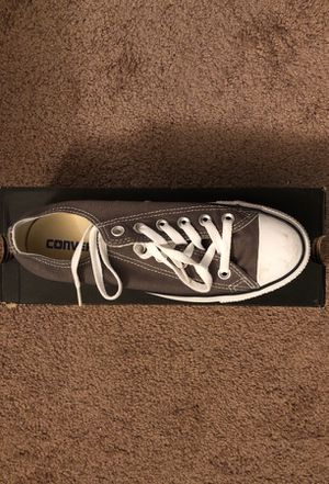 Grey Converse Size 7 for Sale in Silver Spring, MD