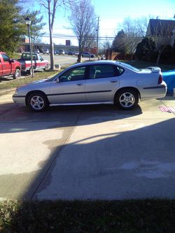2003 Chevy impala for Sale in Suitland,  MD