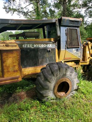 **LOGGING EQUIPMENT** for Sale in Mesic, NC