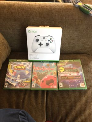 Xbox One Games and Controller (BRAND NEW) for Sale in Chula Vista, CA