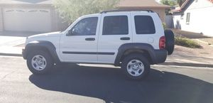 2002 JEEP Liberty 4x4 for Sale in Tempe, AZ