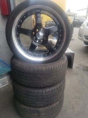 Rims & tires for Sale in Whittier, CA