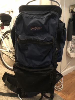 Jansport Frame Backpack - Navy/Black for Sale in Denver, CO