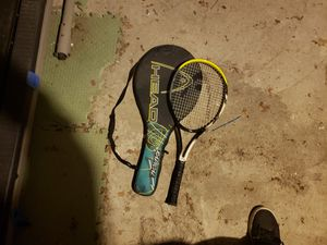 Head tennis racket for Sale in Dedham, MA
