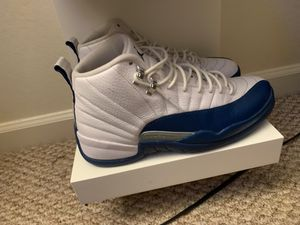 Jordan 12 French blue for Sale in San Jose, CA