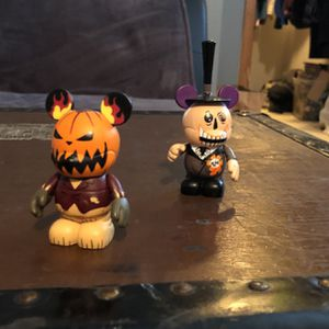 The Nightmare Before Christmas Vinylmations for Sale in Orland Park, IL