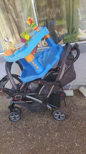 Jumper & double stroller for Sale in Avondale, AZ