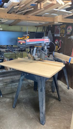 Craftsman Radial Arm Saw for Sale in Federal Way, WA