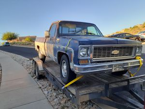 1977 Chevy C-20 Camper Special for Sale in Catalina, AZ
