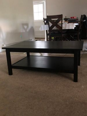 IKEA Hemnes coffee table excellent condition- Move out sale for Sale in Foster City, CA