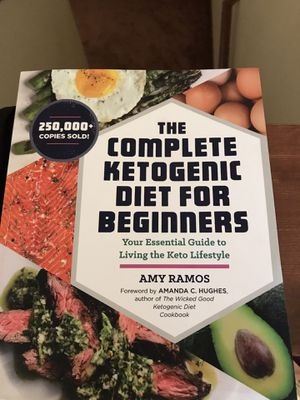 Keto for beginners for Sale in Mead, WA
