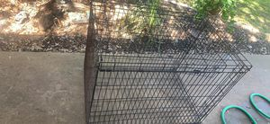 Extra large dog crate for Sale in Georgetown, TX