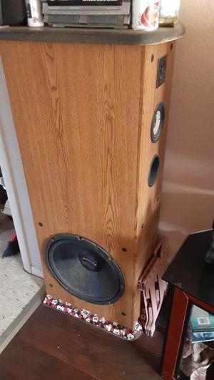 Pro Audio subwoofer speaker good house speaker for Sale in Merced, CA