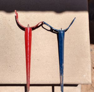 Vintage fishing pole holders for Sale in Rio Rancho, NM