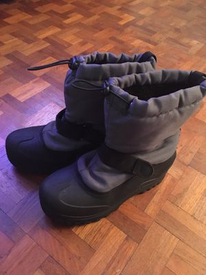 Snow boots, Itasca, Big kids size 4 for Sale in San Diego, CA