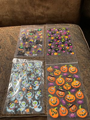 Halloween stickers for Sale in Bedford, TX