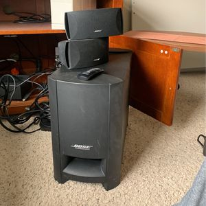 Bose Cinemate II ( Full Set Including Remote) for Sale in Buffalo Grove, IL