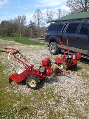 Troy built HORSE tillers. One briny plow. for Sale in Sardis, OH