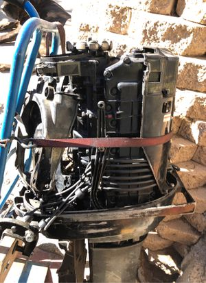 Mercury outboard motor 90 hp for Sale in San Diego, CA