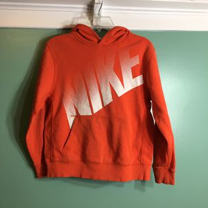 Kids Nike logo hooded sweater for Sale in Paterson, NJ