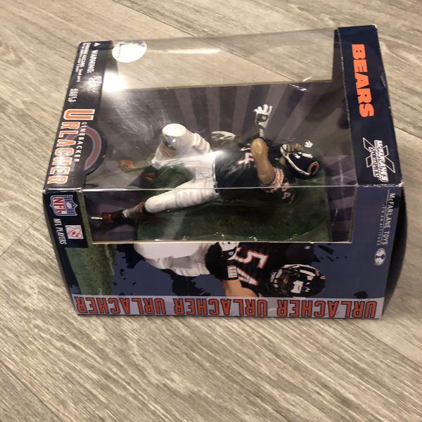 2007 McFarlane NFL Chicago Bears Brian Urlacher Figure/Statue