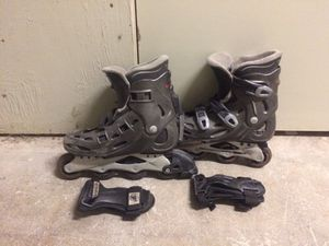 Rollerblades or wrist guards for Sale in Tacoma, WA