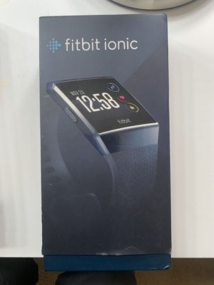 Fitbit ionic for Sale in Bakersfield, CA