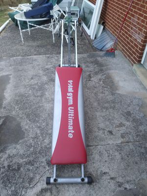 Total Gym Ultimate for Sale in Alexandria, VA