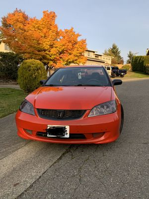 Honda Civic 05 for Sale in Federal Way, WA
