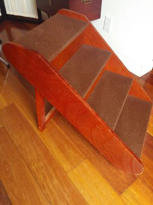solvit pupstep cat dog pet stairs for Sale in Santa Monica, CA