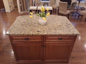 Kitchen island for Sale in Virginia Beach, VA