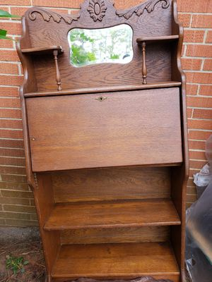 Antique secretary desk $145 p,n for Sale in Cary, NC