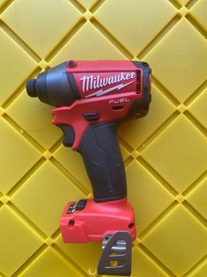 Milwaukee Fuel Impact Driver for Sale in Lathrop, CA