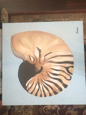 Sea Shell Wall Art for Sale in Philadelphia, PA