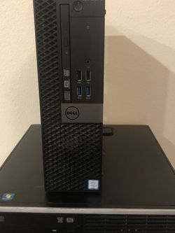 3040 Dell Optiplex SFF 6th Gen Core i5-6500 QC 4GB Ram PC4 500GB HDD 🕵️‍♀️ Pick Up Only $220 Firm for Sale in Sanger,  CA