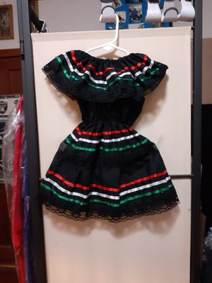 Mexican Dress. . . . Infant size 1 for Sale in Pomona, CA