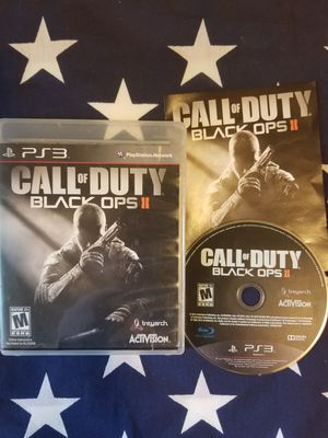 Black Ops 2 (PS3) for Sale in US