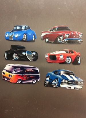 6 cool Refrigerator magnets for Sale in Los Alamitos, CA