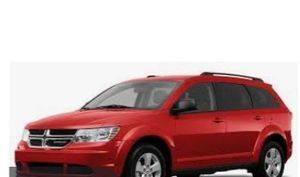 2013 dodge journey used nice truck with title low mileage 109,000 ac works fully loaded push start everything is great for Sale in San Antonio, TX