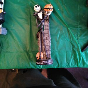 Nightmare Before Christmas Jack Statue for Sale in Hammond, IN
