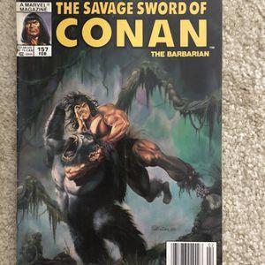 Conan The Barbarian Comics for Sale in Irvine, CA