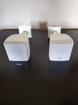Bose Professional FreeSpace Surface-Mount Satellite Speakers for Sale in New Port Richey, FL