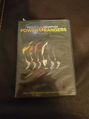 Mighty Morphin Power Rangers The Movie (1995) [DVD, 2011] for Sale in Hawthorne, CA