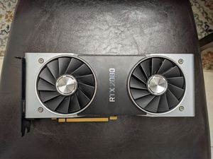 NVIDIA GEFORCE RTX 2080 8GB GDDR6 GAMING GRAPHICS CARD. for Sale in Miami Gardens, FL