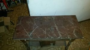Antique Marble-Top Table for Sale in Watertown, TN